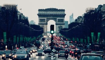 trafic routier