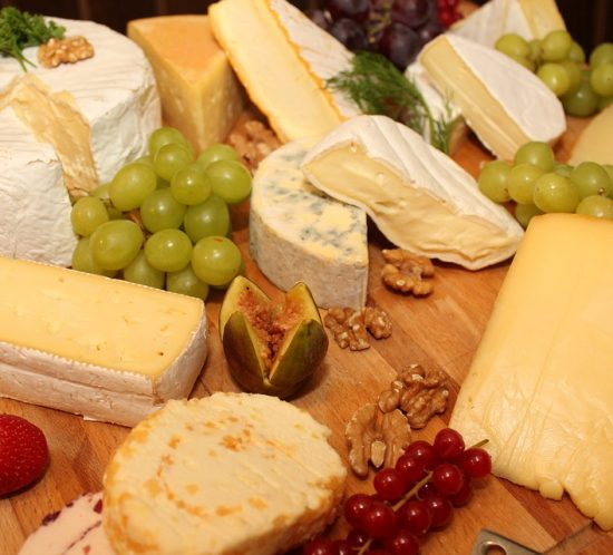fromage asthme